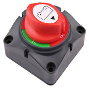 Battery Disconnect Switch Cut/shut Off Marine 275/1250amp Ship Boat Yacht Camper