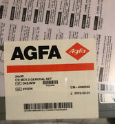 New Agfa Cassette Md1.0 General 24x30cm With Plate