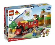 Lego Duplo Toy Story 3 The Great Train Chase 5659 Woody Buzz Jessie Minifig New