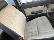 1987 Fj60 Toyota Land Cruiser Front Seats And Rear Bench Seat