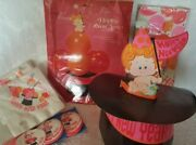 Vintage New Years Eve Party Decorations Nos Iconic New Years Baby Am Greetngs