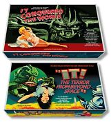 Marx It Conquered The World Or It The Terror From Beyond Space Play Set Box
