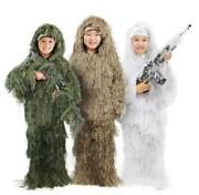 Children's Wool Camouflage Clothing Camouflage Clothing Geely Clothing Camouflag