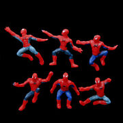 Super Heroes Spiderman Action Figures Movie Toys Avengers Anime Decoration Toys
