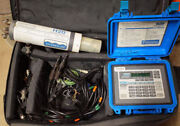 Hydrolab Surveyor 3 W/ H2o Water Quality Multiprobe Sonde And Cables