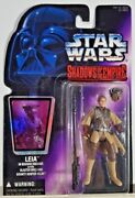 Kenner Star Wars Shadows Of The Empire Leia In Boushh Disguise W/ Comic