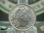 1899 P Barber Quarter 25c 1 East Coast Coin And Collectables Inc.