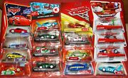 Disney Cars Chase/exclusives/hard To Find - You Choose