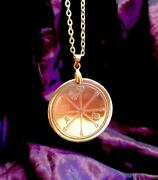 Solid Brass Talisman For Power Over Infernal Spirits Occult Magick Witchcraft