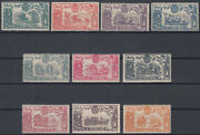 Series Quixote 257/266 - Year 1905 - Certificate Comex And Graus - Full De Luxe