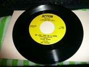Scarce Record Frank Perry And The Big Sound On Action When I Think Of You Nm-