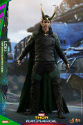 Hottoys Ht Mms472 Loki Action Figure Thor 3 Collectible Toys 1/6 Scale 12''h