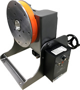 Welding Positioner With 2 Pass Through - Made In America