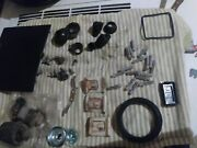 1990 Vw Cabriolet Seat Clips Parts Finishing Lot Look At The Pics Carefully