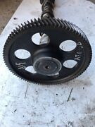 Gear Camshaft And Pulley 9060520701 For Mercedes Atego Or Vario 1998 -2009 Year