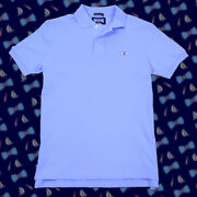 Nwt Southern Boat Tie Polo Vineyard Cotton Tide Vines Baby Blue 3xlarge 3xl