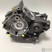 Erik Buell Ebr Motorcycle Crankcase Assembly Molten Mag As Sold W1001.1c9yej