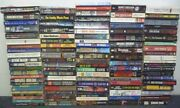 Lot Of 100 Mystery Thriller Suspense Fiction Paperback Books Randommix Unsorted