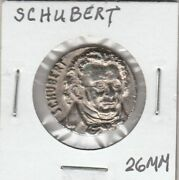 T Token - Frank M. Schubert - Music That Is Easy To Live With - 26 Mm