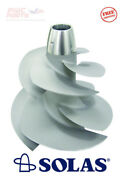 Yamaha Fx-svho 160mm Fly Board Twin Solas Yv-fy-09/14 Stainless Dual Impeller