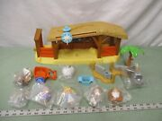 New Fisher Price Little People Nativity Stable Sounds Away Manger Silent Night