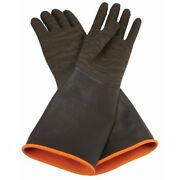 Sandblasting Gloves With Industrial Strength Abrasive Protection 18 Length