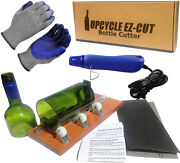 Glass Bottle Cutter Upcycle Ez-cut Wine And Beer Bottle Cutting Machine Tool