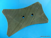 Super Fine Authentic Ky Banded Slate Exaggerated Reel Gorget Arrowheads Sca Coa