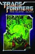 Transformers Movie Collection Hc Vol 02 Idw Publishing