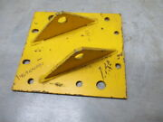 International Sod Stabilizer Pad Assembly For 2500/454/574 Backhoes 469104r92