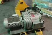 Rietschle Vacuum Pump Clft 141 Dv Tested Running Great