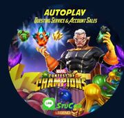 Marvel Contest Of Champions | Abyss Of Legends. Mcoc Quest By Autoplay. Aol