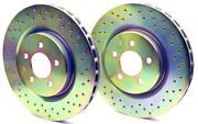 Brembo Gt Bbk 4pot Front For 2005+ Chevrolet Corvette C6 Z51 1h4.8002a1