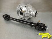 New Canam Outlander Xmr Rear Differential Kit Driveshaft Propshaft 800 650 Max