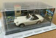 James Bond 007 Car Sean Connery You Only Live Twice Toyota 2000gt Little Nellie