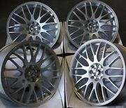 17 S Motion Alloy Wheels Fits 5x105 Opel Vauxhall Holden Chevrolet See List