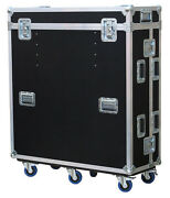 Avid Sc48 Ata Case W/ Nose Cone And Doghouse