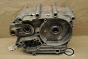 Oem Vtg Parilla Olympia 125 Motorcycle Left And Right Crankcase Pair