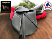 Treeless Flexi Tree Free Saddle Fab For No With Or High Wither Quality Leather