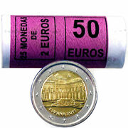 Spain Commemorative Coin Special Coins Roll 2011 St In Granada