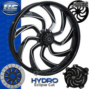 Rc Components Hydro Eclipse Custom Motorcycle Wheel Harley Touring Bagger 21
