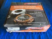 Heavy Duty Clutch Kit To Suit Toyota Landcruiser Ute And Troop Carrier Hzj75 1hz