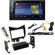 Pioneer Double Din 6.2 Usb/dvd/bluetooth For 03-07 Honda Accord+back Up Camera