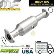 Magnaflow Direct Fit Catalytic Converter For 2003-2007 Honda Accord 2.4l L4 Gas