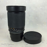 Contax Carl Zeiss Planar 135mm F/2.0 T W/ Free M42 To E-mount Adapter Germany