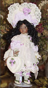 Antique Reproduction Tete Jumeau Patricia Loveless Black African American Doll