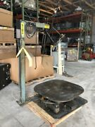 Coilmate Cm3042 3500 Lbs Pallet Type Uncoiler 2145
