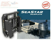 Seastar Std Outboard Jack Plate 4 Set Back Up To 300hp Jp5040r Solutions
