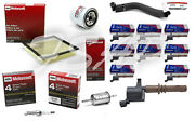 Tune Up Kit 2009-2014 Ford Expedition 5.4l V8 Acdelco Ignition Coil Dg521 Fd509