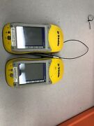 2 As Trimble 50950-20 Geoxt Pocket Pc Geoexplorer W/o Any Docking And Adapter